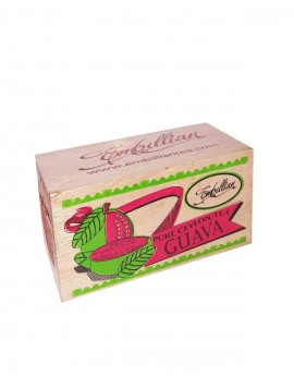 Wooden Box Guava 100g