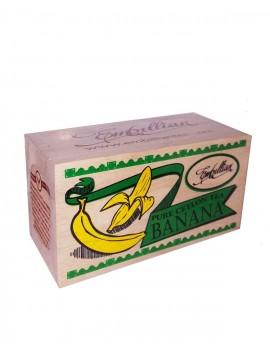 Wooden Box Banana 100g