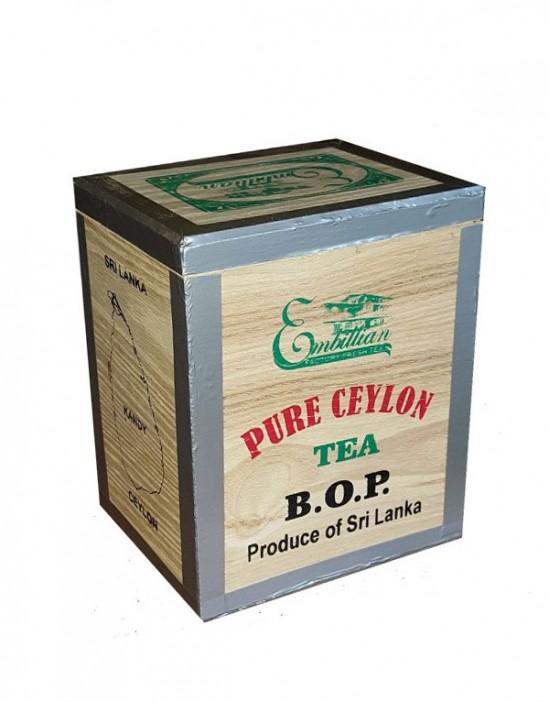 Wooden Box  BOP 500g