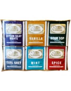 Assortment Tea Bags 6 in 1