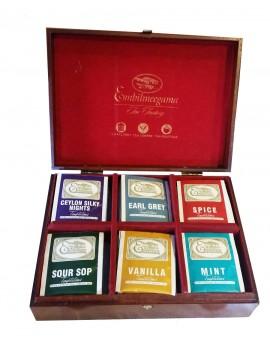 Assortment 6 in 1  Tea Bags
