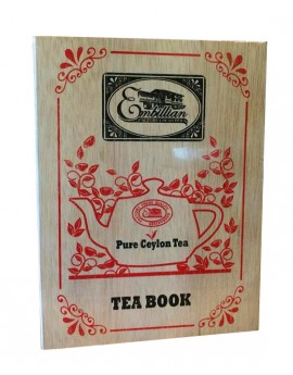Tea Book Black & Green Tea