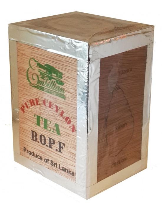 Wooden Box  BOPF 100g