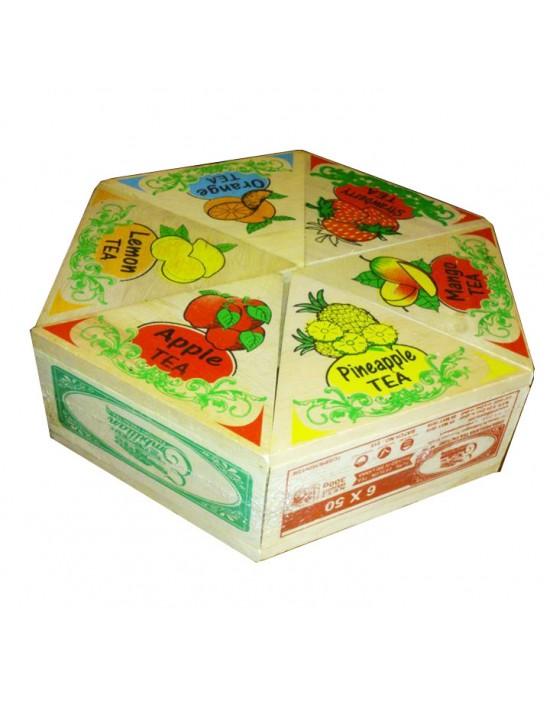 Assortment Hexagon 6 in 1