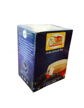 Earl Grey Tea Box  100g