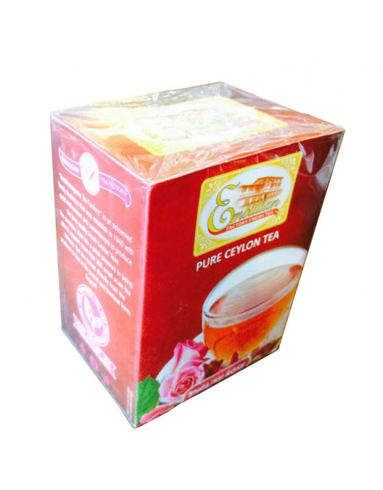 English Rose Tea Box  100 g