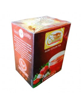 Strawberry Tea Box  100 g