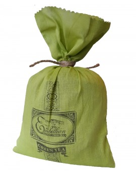 Green Tea Cloth Bag 250g