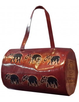 Leather Travel Bag  200g