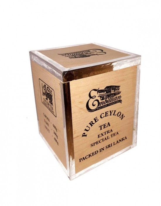 Wooden Box Extra Special Tea 400g