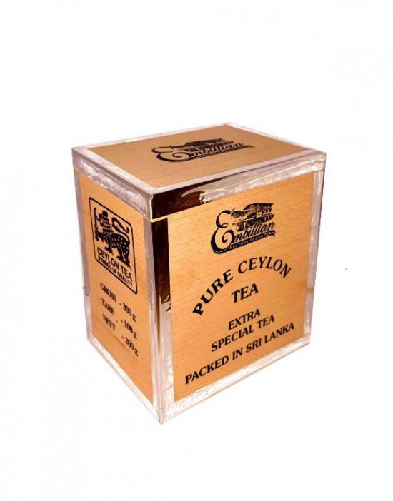 Wooden Box Extra Special Tea 200g