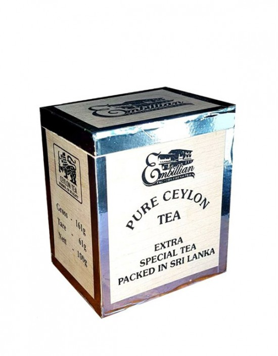 Wooden Box Extra Special Tea 100g