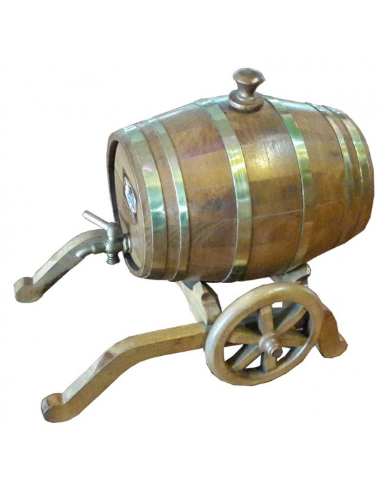 BARREL  WITH TAP