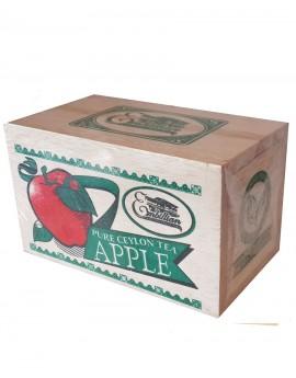 Wooden Box Apple  100g