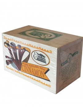 Wooden Box Cinnamon 100g