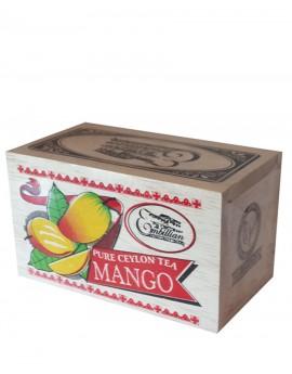 Wooden Box Lemon  100g